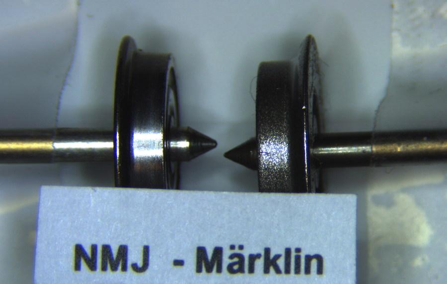 NMJ Märklin wheels 1