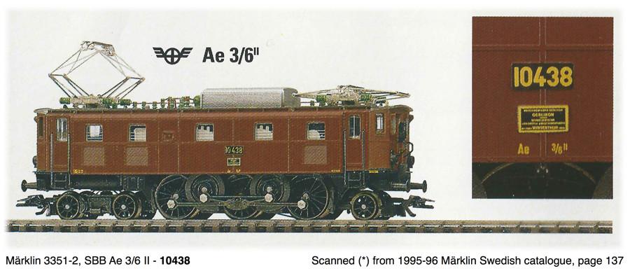 Märklin 3351-2