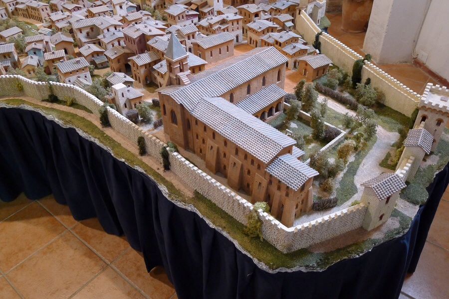 San Gimignano 1300 in May 2014