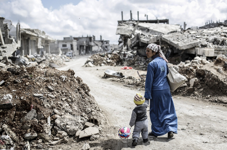 SYRIA-KURDS-CONFLICT